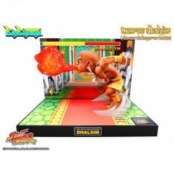 BigBoysToys Street Fighter T.N.C 06 Figurka Dhalsim