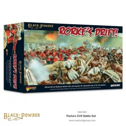 Black Powder Rorke's Drift Battle Set
