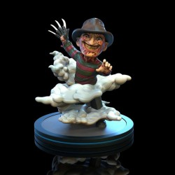 Figurka Nightmare on Elm Street Q-Fig Freddy Krueger