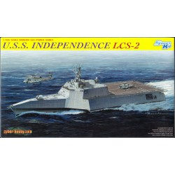 Dragon 7092 1:700 U.S.S. Independence LCS-2