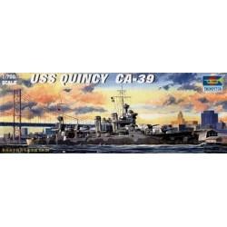 Trumpeter 05748 1:700 USS Quincy CA-39