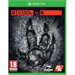 EVOLVE (XONE) + DLC MONSTER...
