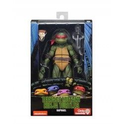 Figurka NECA Teenage Mutant Ninja Turtles Raphael Action Figure 18cm