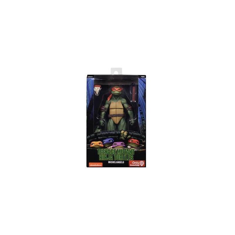 Figurka NECA Teenage Mutant Ninja Turtles Michelangelo Action Figure 18cm