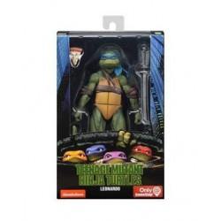 Figurka NECA Teenage Mutant Ninja Turtles Leonardo Action Figure 18cm