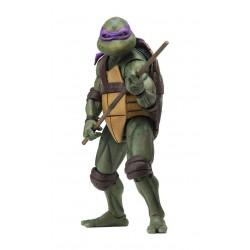Figurka NECA Teenage Mutant Ninja Turtles Donatello Action Figure 18cm