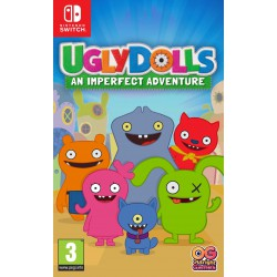 Ugly Dolls: An Imperfect Adventure Switch