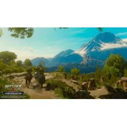 Wiedźmin 3 Dziki Gon Edycja kompletna Switch