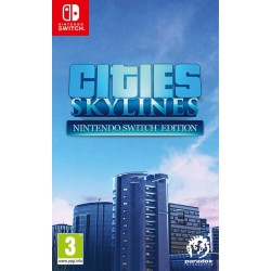 Cities Skylines Switch