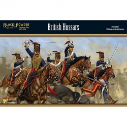 Black Powder Crimean War British Hussars