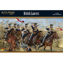 Black Powder Crimean War British Lancers