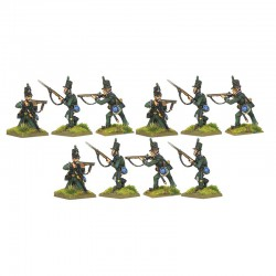 Black Powder British 95th Riflemen
