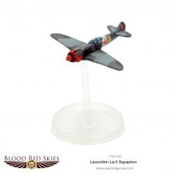 Blood Red Skies Lavochkin La-5 Squadron