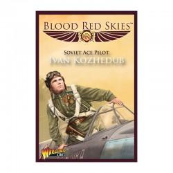 Blood Red Skies Lavochkin La-5 Ace: Ivan Kozhedub