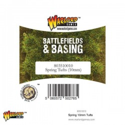 Warlord Scenics Spring 10mm Tufts