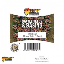 Warlord Scenics Flower 10mm Tufts