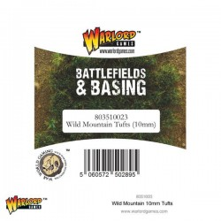 Warlord Scenics Wild Mountain 10mm Tufts