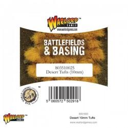 Warlord Scenics Desert Tuft 10mm Tufts
