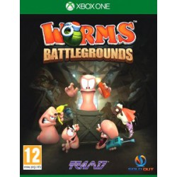 WORMS BATTLEGROUNDS (XONE)