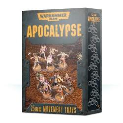 Warhammer 40000 Apocalypse Movement Trays 25mm