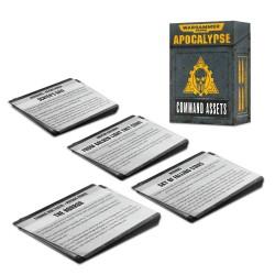 Warhammer 40000 Apocalypse Command Assets