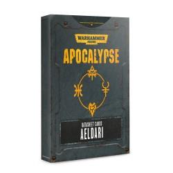 Apocalypse Datasheets: Aeldari Warhammer 40K