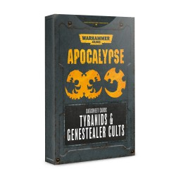 Apocalypse Datasheets: Tyranids Warhammer 40K