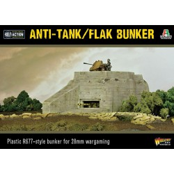 Bolt Action Flak Bunker