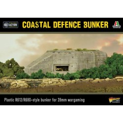 Bolt Action Coastal Defence Bunker