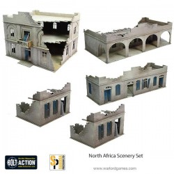 Warlord North Africa Scenery Set
