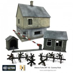 Bolt Action Maison Forte Set