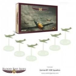 Blood Red Skies German BF ME-109 Squadron