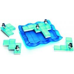 Smart Games Penguins on ice Pingwiny na lodzie Gra logiczna