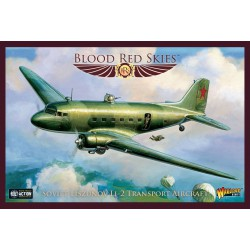 Blood Red Skies Soviet Liszunov Li-2