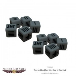 Blood Red Skies German Dice Set