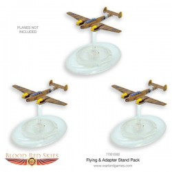 Blood Red Skies Flying Stand & Adaptor Stand Pack