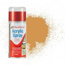 Humbrol Spray No 63 Sand
