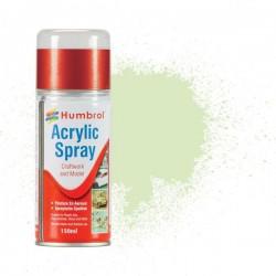 Humbrol Spray No 90 Beige Green Matt