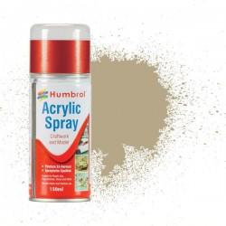 Humbrol Spray No 237 Desert Tan Matt