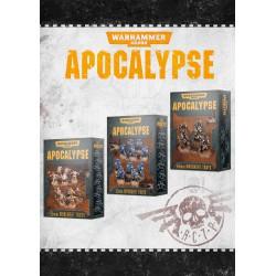 Warhammer 40000 Apocalypse Movement Trays Set