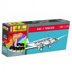 Heller 36359 1:72 Starter Set AAC.1 Toucan