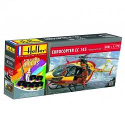 Heller 56375 1:72 Eurocopter EC 145 Sécurité Civile