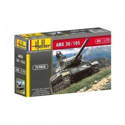 Heller 56899 1:72 Starter Set AMX 30/105