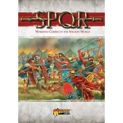 SPQR Rulebook Warlord Games