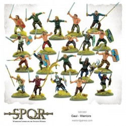 SPQR Gaul Warriors