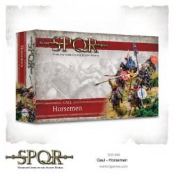 SPQR Gaul Horsemen