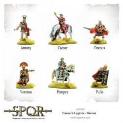 SPQR Caesar's Legions Heroes