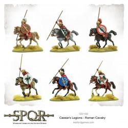 SPQR Caesar's Legions Cavalry