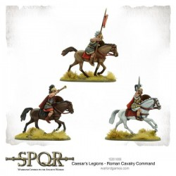 SPQR Caesar's Legions Cavalry Command