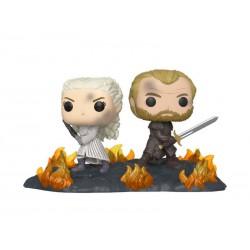 Funko POP Game of Thrones Vinyl Figures 2-Pack Daenerys & Jorah 9 cm